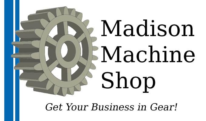 machine shop logos